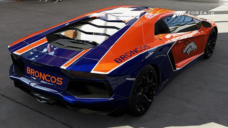 The Coolest Denver Broncos Vehicles You've Ever Seen | The Denver City Page