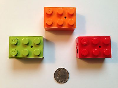 LEGO Hidden Spy Camera Digital Video Security Gadget Covert Nanny Cam US Shipper