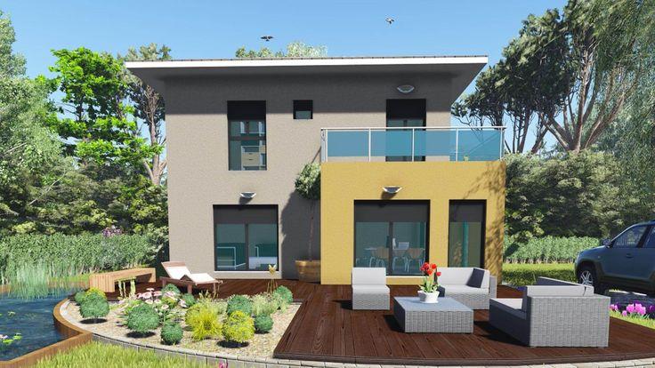 Προκατ και Ξύλινα σπίτια   EASY GREEN