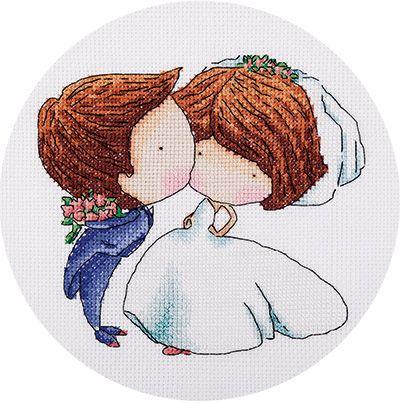 Кларт 8-198 «Поцелуй нежности»