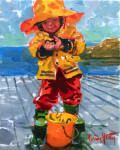 Artist Corinne Hartley, paintings by Corinne Hartley