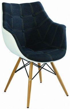Eetkamerstoelen : Designed4U Flower chair