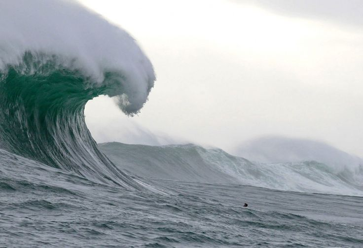 Not quite underwater, but amazing surfing waves last weekend at Dungeons, Hout Bay, South Africa