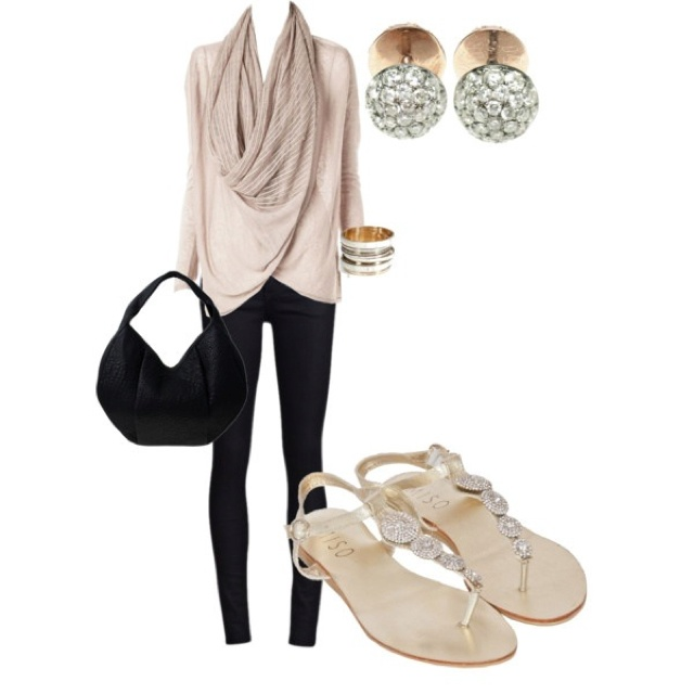 """Summer Outfits : """"// casual outfit for a warm summer day //"""" by igglynn on Polyvore featuring AÃ…"""