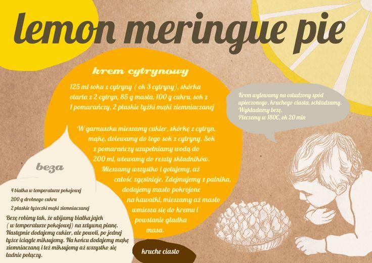 """illustrated recipe"", illustration, 2011, http://www.elizadanowska.pl/"