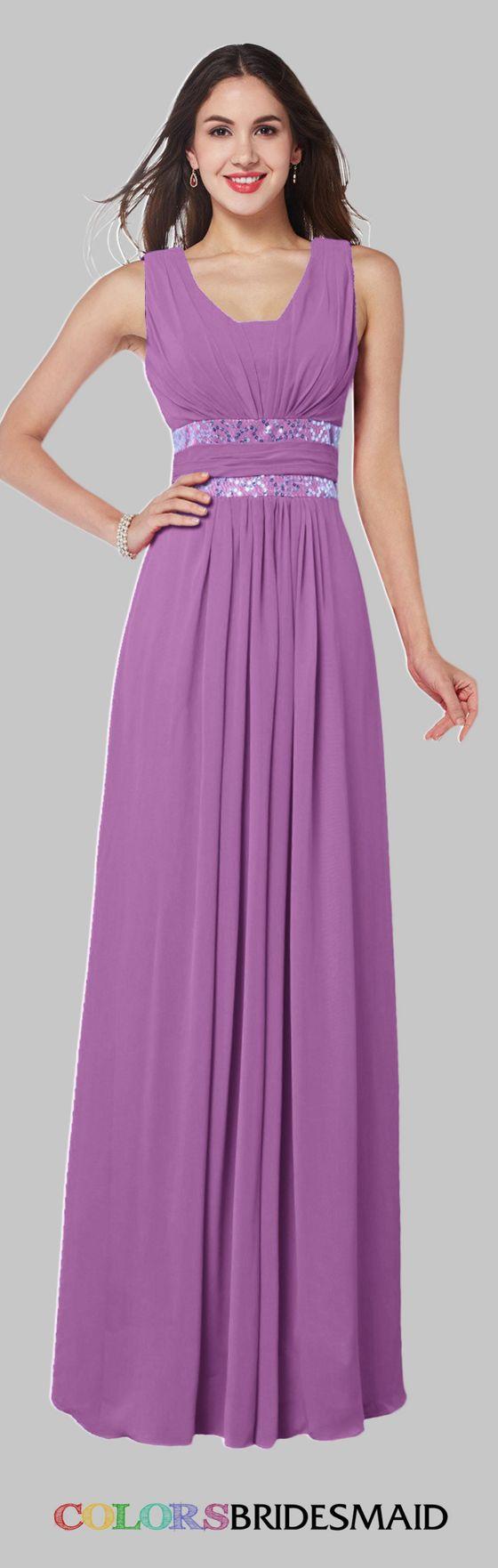 43 best Purple Bridesmaid Dresses images on Pinterest | Boda borgoña ...