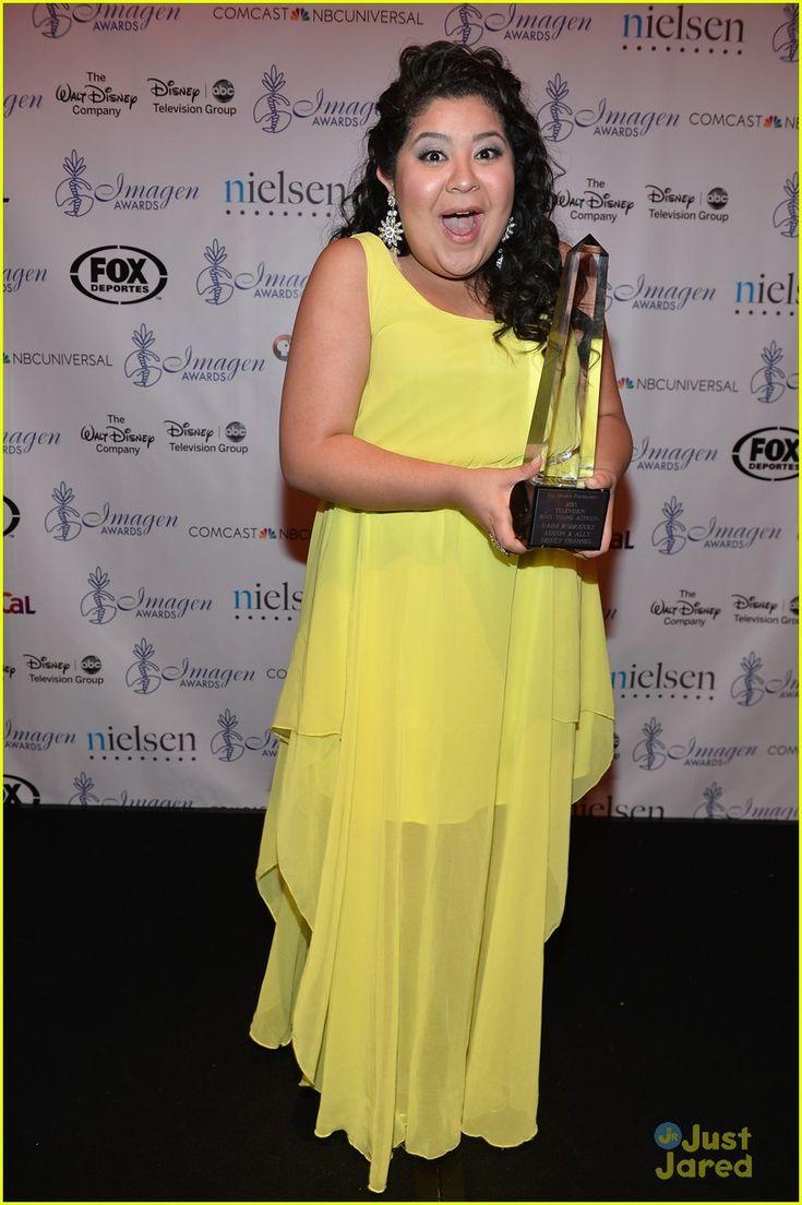 Raini Rodriguez: Imagen Award Winner
