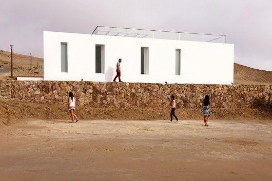 Casa en Los Andenes, Lima, Perú - LLATAS + Aurelio Herrera - foto: Lolo Lamas + Enrique Llatas
