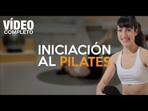 CLASES DE PILATES: Iniciación - YouTube