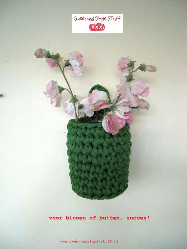 Plantenhanger / Marijke bongers