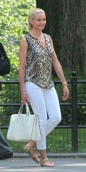 Cameron Diaz The Other Woman Outfit