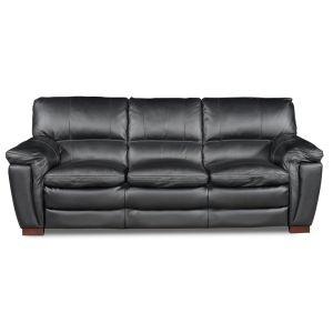 Best 20 Black leather sofa bed ideas on Pinterest