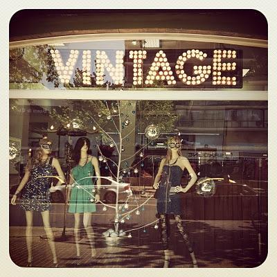 Nhu: Tienda Vintage