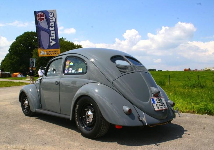 VW Bug - classic split window model