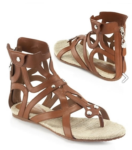 Ancient Greece Inspired Sandal