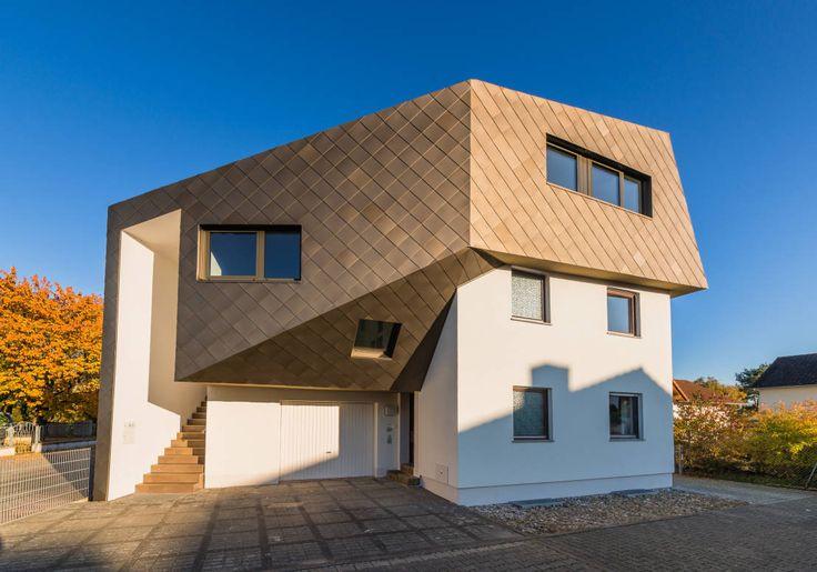 Die besten 17 ideen zu dachaufstockung auf pinterest - Lakonis architekten ...