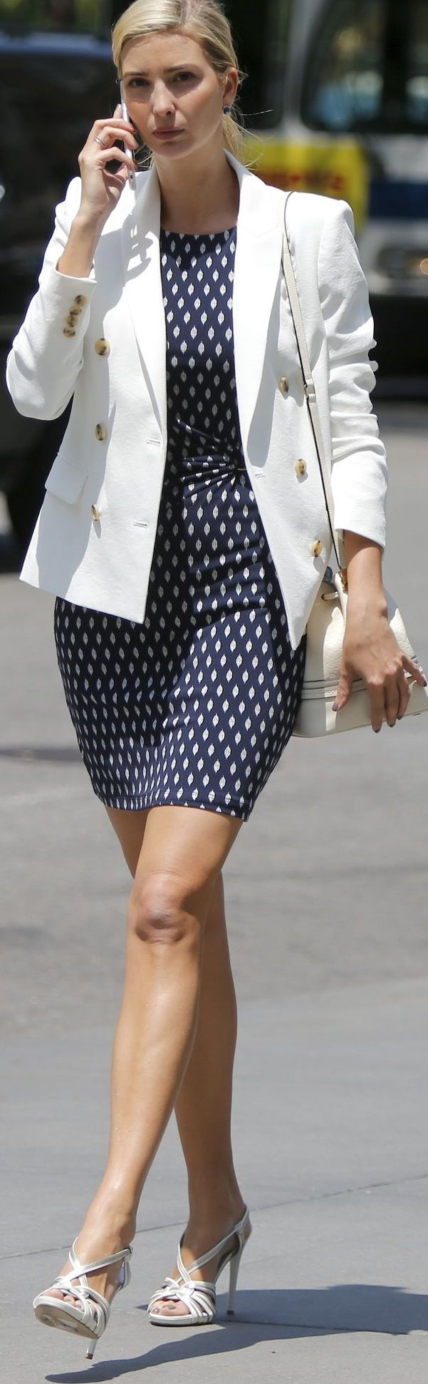 Ivanka Trump Style – Out in NYC, June 2015