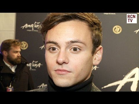 Tom Daley Interview - Rio Olympics 2016 & Wedding Plans - YouTube