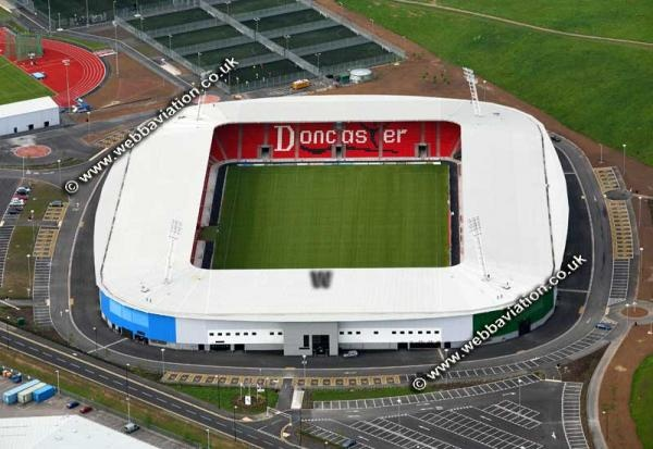 Doncaster Rovers FC, Sheffield