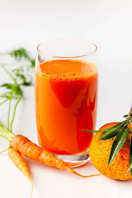 soczek marchwiowo-pomarańczowy