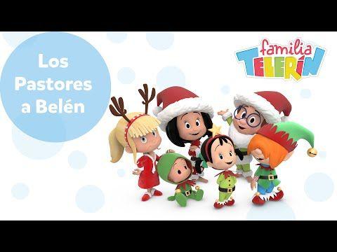 Familia Telerin- Los Pastores a Belén ♫ - Villancico Navidad - YouTube