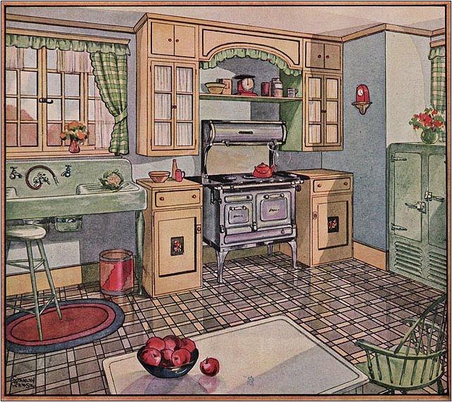 Bungalow Kitchen: 136 Best Original Bungalow Kitchens Images On Pinterest