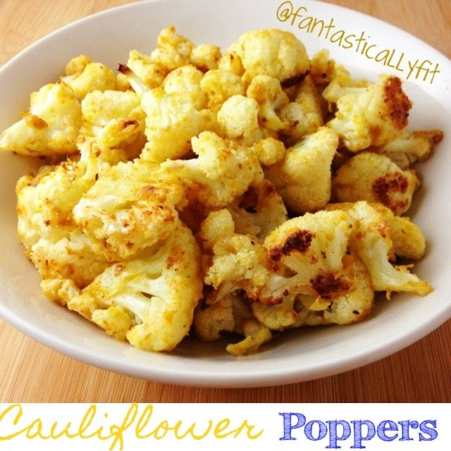 Um hello  amazing side dish! These cauliflower poppers taste bomb and so sinful yet they are healthy!!!! Wahoo!  - Recipe is up now on my blog ✨fitfunandfantastic.com✨and don't forget to FOLLOW my blog to receive emails with the FULL recipe when I post  #Padgram