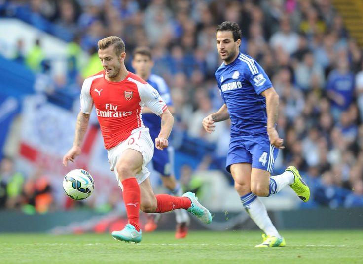 Chelsea 2 Arsenal 0 - Jack