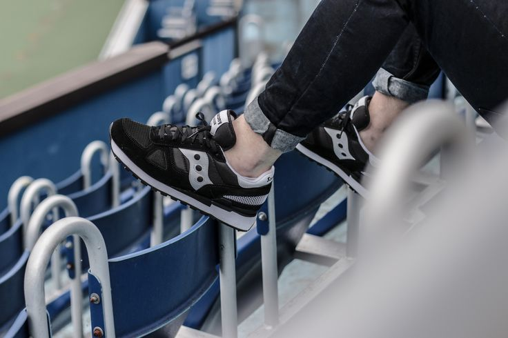 I promise that everyone will envy your style.  Saucony Shadow: http://www.footshop.eu/en/mens-shoes/7422-saucony-shadow-original-black.html  #saucony #footshop