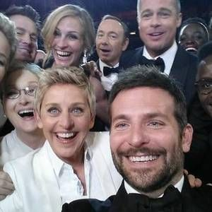 The photo that broke Twitter: Ellen DeGeneres' selfie during Oscars 2014 crashes website