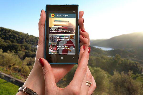 Spanish Property App- screenshot