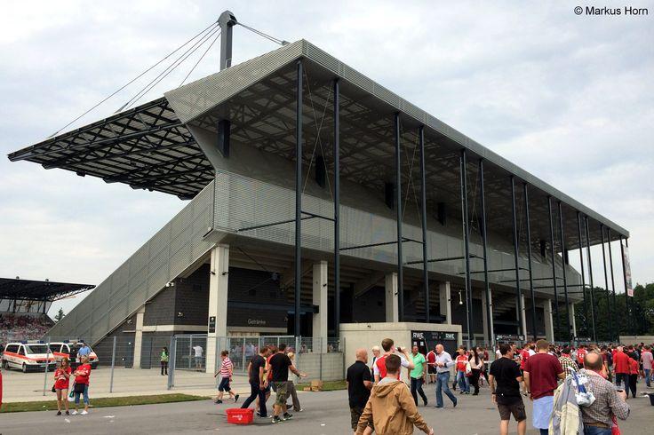 Rot-Weiss Essen - Fortuna Düsseldorf 1:3 i.E., 9.8.2015 #RWE #Essen #DFBpokal