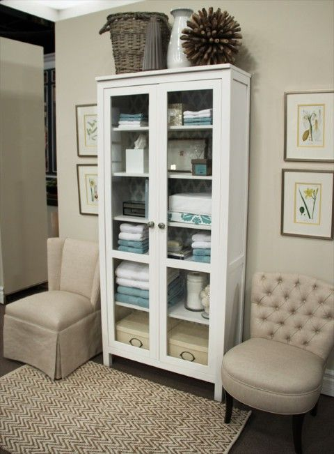 1000 ideas about bathroom storage cabinets on pinterest