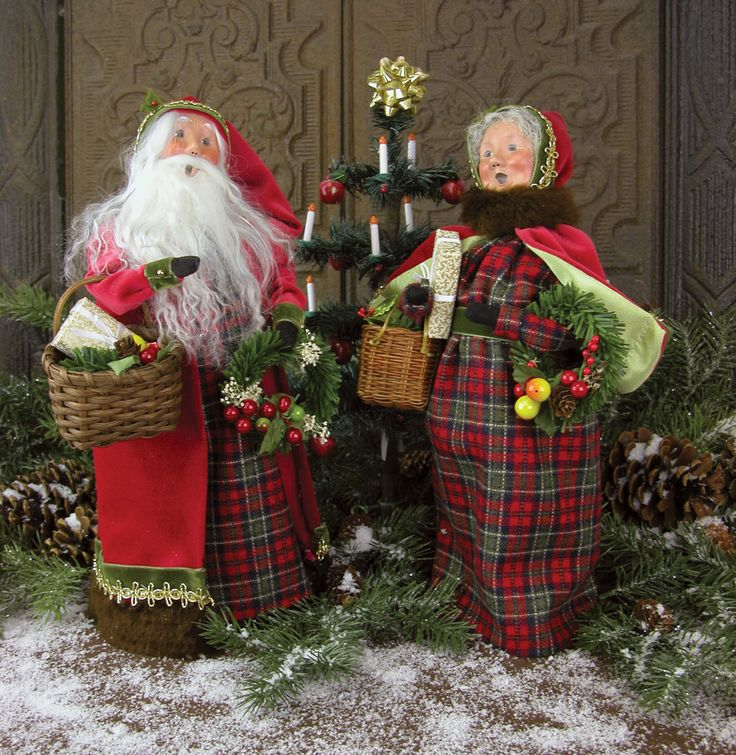 17 Best Images About Byers Choice Carolers On Pinterest: 17 Best Images About Cool For Christmas On Pinterest