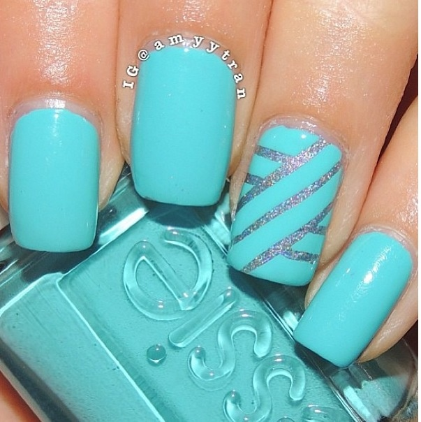 17 Super Easy Nail Art Designs And Ideas For 2016
