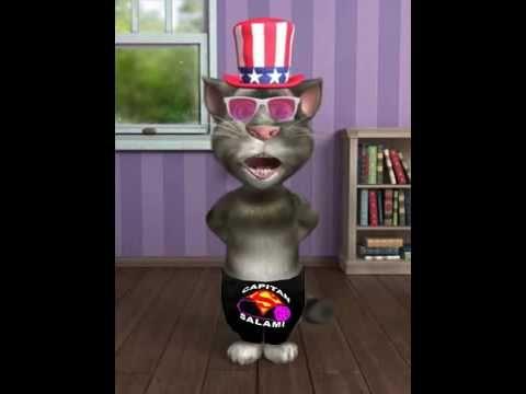 VIDEO Chiste del Gato Tom un Peo para mi Suegra