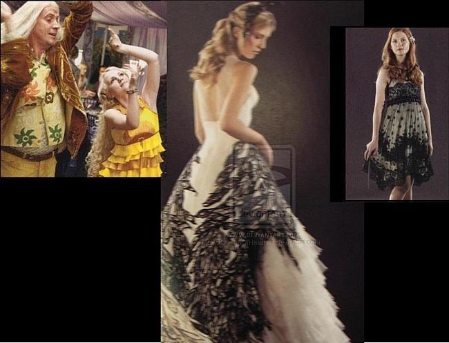 Свадебное платье ведьмы