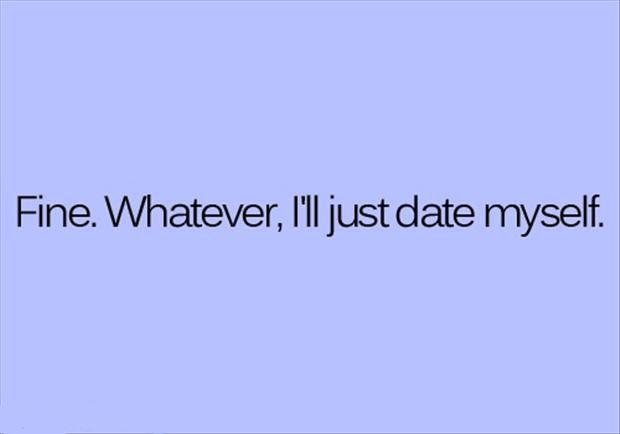I'll just date myself