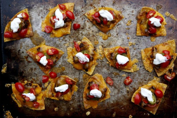Celebrate National Nacho Day with recipes for the substantial snack - CHRISTOPHER SMITH/TULSA WORLD