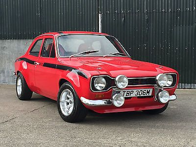 1974 Ford Escort MK 1 RS Mexico RS2000 in Cars, Motorcycles & Vehicles, Classic Cars, Ford | eBay