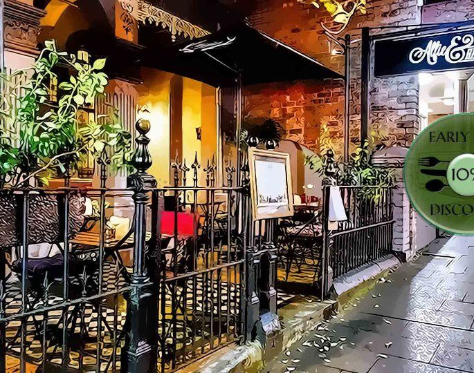 Sydneys multi award winning Restaurant Glebe Point RoadAlfie & Hetty Restaurant, Glebe Point Road, Sydney