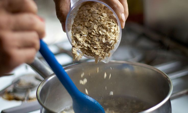 This Oatmeal Trick Will Save You Tons of Time in the Morning