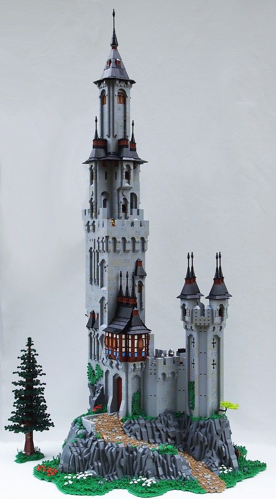 Château LEGO Tour