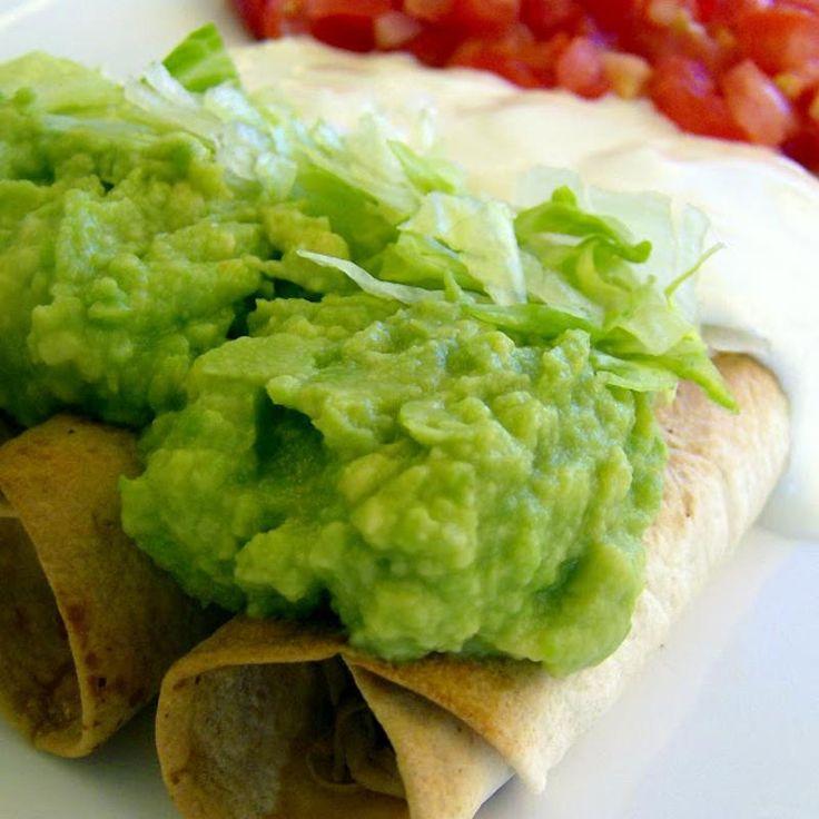 Flautas Mexicanas - El Azteca Mexican Restaurant - Zmenu, The Most Comprehensive Menu With Photos