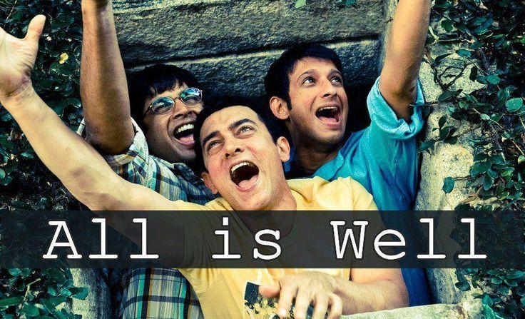 all iz well
