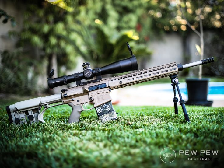 Ready to upgrade to big boy .308 AR-10's? We review Aero Precision's M5E1 rifle from reliability, to fit & feel, accuracy, and bang-for-the-buck value.