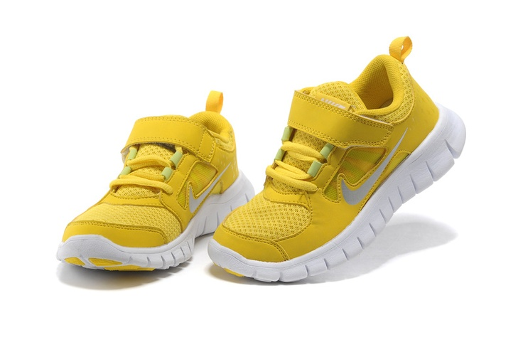 Kids And Girls Shoes: Kids Shoes Yellow