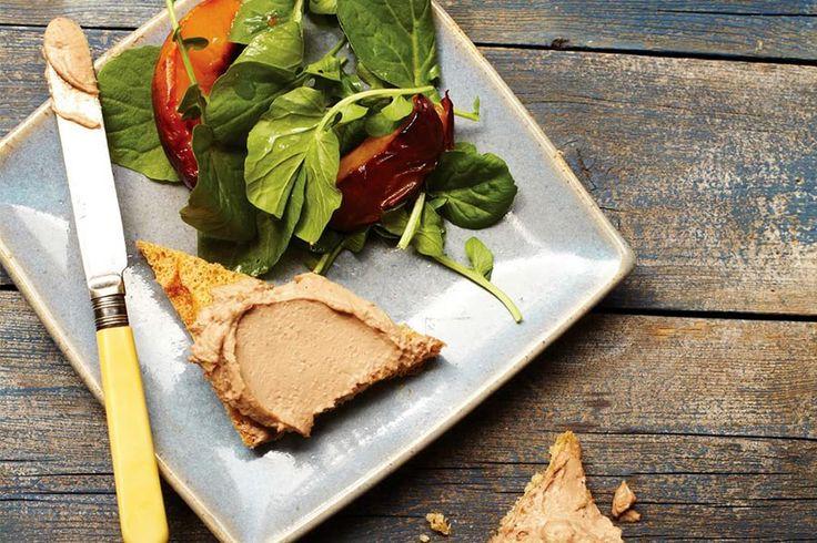 Mousse de canard au Thermomix - Cookomix