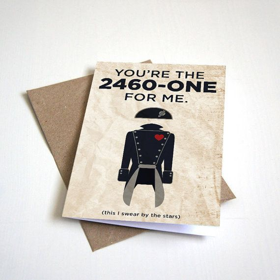 This card to send your favorite fellow theater/Les Mis nerd. | 34 Products That Anyone Obsessed With Broadway Needs