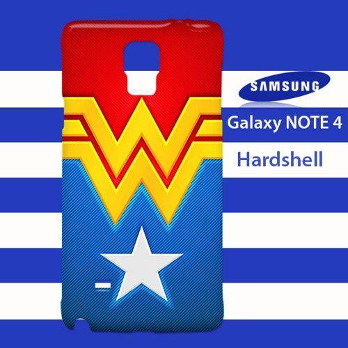 Wonder Woman Samsung Galaxy Note 4